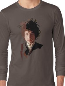 Bob Dylan Music Icon Long Sleeve T-Shirt