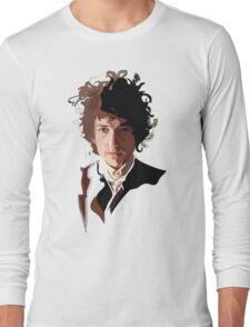 Bob Dylan Music Icon Long Sleeve T-Shirt
