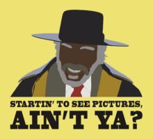 Startin' to see pictures, ain't ya? Kids Tee