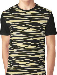 Zebra-ish Graphic T-Shirt