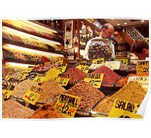 Spice Bizarre - Istanbul, Turkey Poster