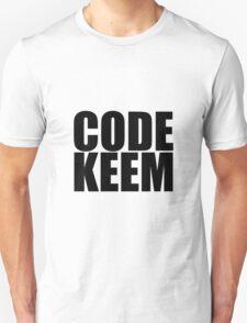 Use Code Keem Unisex T-Shirt