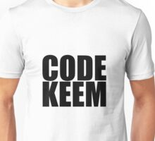 Use Code Keem Unisex T-Shirt