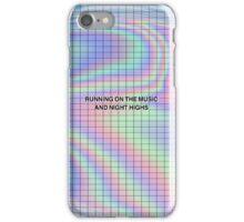 Troye Sivan lyrics iPhone Case/Skin