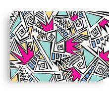 MIKIE RAD  Canvas Print