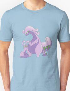 Goodra's little family T-Shirt