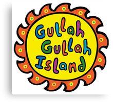 Gullah Gullah Island Canvas Print