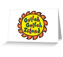 Gullah Gullah Island Greeting Card