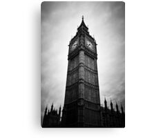 Ben - Dark Tower Canvas Print