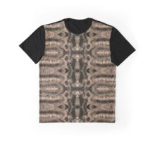 Cat Pattern: Grey Tabby Graphic T-Shirt