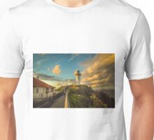 They gather to watch the Sunset at Byron Bay Lighthouse Unisex T-Shirt