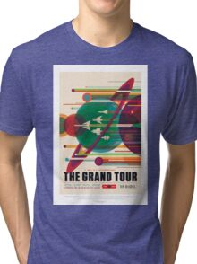 NASA - The Grand Tour Tri-blend T-Shirt