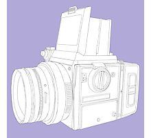 Medium Format Camera Photographic Print