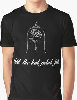 until the last petal falls Graphic T-Shirt