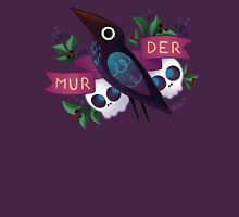 Murder Crow Unisex T-Shirt