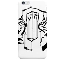 Digital Tiger iPhone Case/Skin