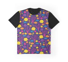 Coral Reef Crew Graphic T-Shirt