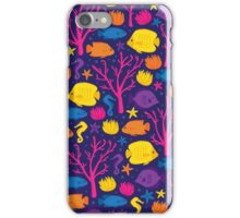 Coral Reef Crew iPhone Case/Skin