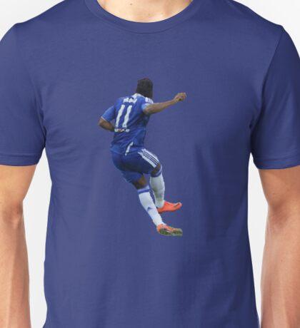 Drogba in Munich Unisex T-Shirt