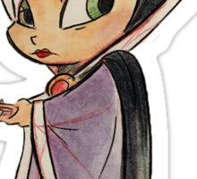 Chibi Evil Queen Sticker