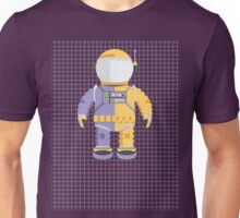 Retro Space Tech Suit Unisex T-Shirt