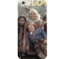 Willow (1988) the boys iPhone Case/Skin