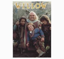 Willow (1988) the boys One Piece - Short Sleeve