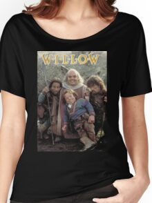 Willow (1988) the boys Women's Relaxed Fit T-Shirt