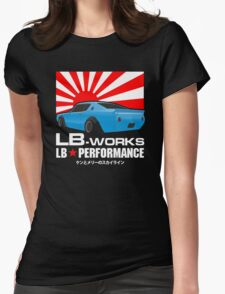 LB PERFROMANCE Womens Fitted T-Shirt