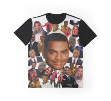 Carlton collage Graphic T-Shirt