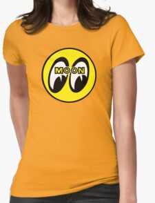 MOON EYES Womens Fitted T-Shirt
