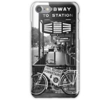 FLINDERS SUBWAY iPhone Case/Skin