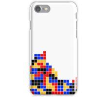Tetris design iPhone Case/Skin