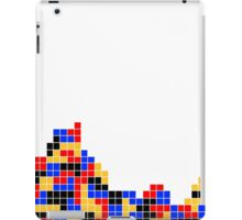 Tetris design iPad Case/Skin