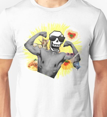 Papyrus The Spaguetti BOSS -Exclusive- Unisex T-Shirt