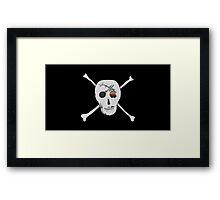 Fly the flag! Framed Print