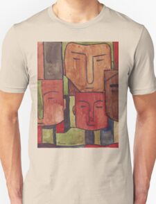 Faces of Africa - Ethnic series Unisex T-Shirt