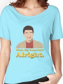 Woah, Big Gulps huh? Alright. Women's Relaxed Fit T-Shirt