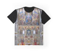 Karmelitenkirche, Vienna Austria Graphic T-Shirt
