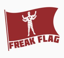 Freak Flag Kids Tee