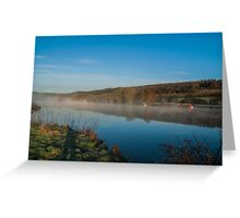 Thames Moods Greeting Card