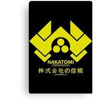 Nakatomi Canvas Print