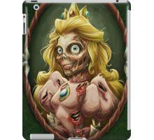 Zombie Peach iPad Case/Skin