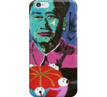Mao's pincushion iPhone Case/Skin