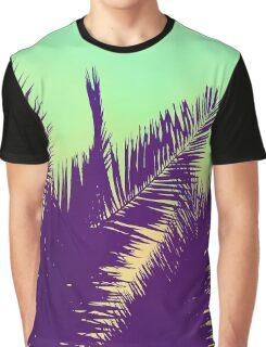 Californian Sunset Graphic T-Shirt