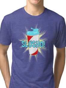 Slusho! Tri-blend T-Shirt
