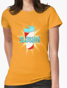Slusho! Womens Fitted T-Shirt
