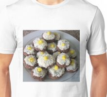 Coconut chocolate cookies Unisex T-Shirt