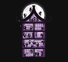 A House full of Ninjas Unisex T-Shirt