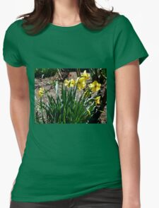 Bendigo Daffodils Womens Fitted T-Shirt